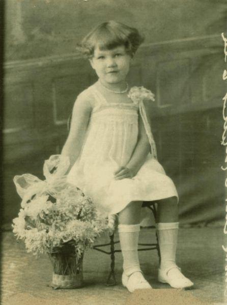 - Frances_Carlene_Miller_Baber_circa_1925